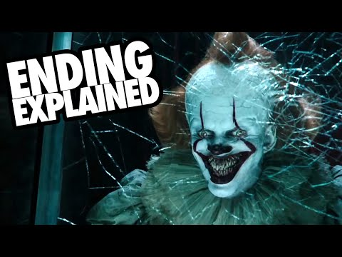 Hudson - IT CHAPTER TWO (2019) Ending Explained