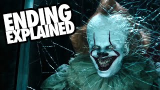 IT CHAPTER TWO (2019) Ending Explained