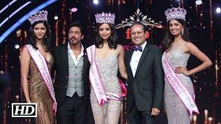 Video Femina Miss India Grand Finale - SRK Announces Priyadarshini Chaterjee The Winner download MP3, 3GP, MP4, WEBM, AVI, FLV Agustus 2017