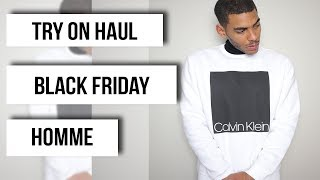 HAUL HOMME + TRY ON | MODE HOMME