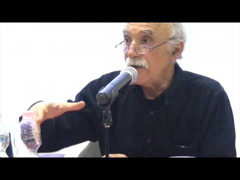 Michel Warschawski: Impara ad amare la tua terra con i piedi.