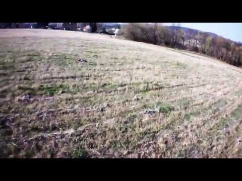 Parrot AR.Drone 2.0 weight - Ziar nad Hronom 100 m, Vinicky Krupina 80 m