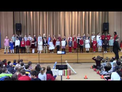 2016 Hillendale Elementary School K-3 Holiday Concert