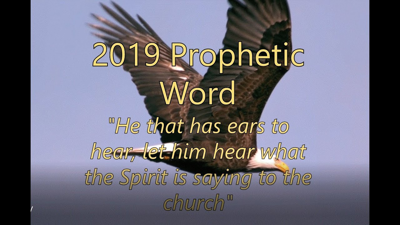KINGDOM LIFE UNIVERSITY: 2019 Prophetic word - Power