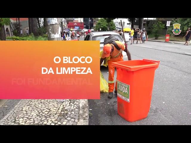 Carnaval 2020: seguro, limpo e organizado
