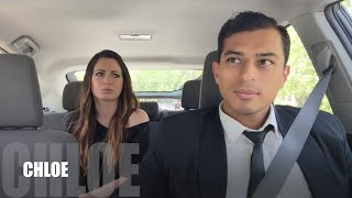 Uber Chloe - Hitting on Riders is a NO NO - Part 1