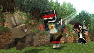 Minecraft [ХардМист] - НЕСНОСНАЯ Бегающая ЕДА!1!111 ГОрИИИИт