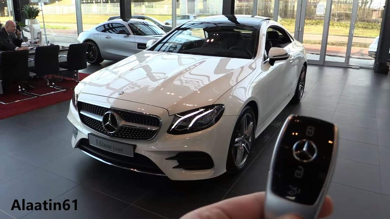 2017 Mercedes E Class Coupe In Depth Review Interior Exterior Amg