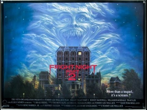 Fright Night 2 (1988) Movie Review