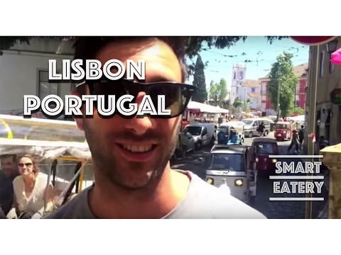 Lisbon, Lisboa how it is and what to eat #Lisbon, Portugal.