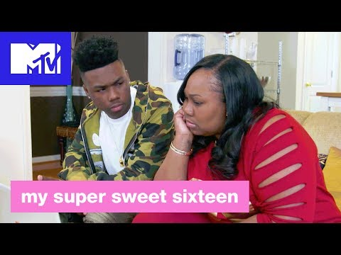 'Lil Key's Music Video Panic' Official Sneak Peek   My Super Sweet 16   MTV