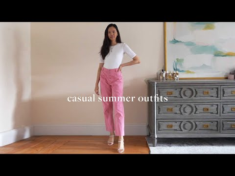 & OTHER STORIES + REVOLVE HAUL | casual summer outfits 2020