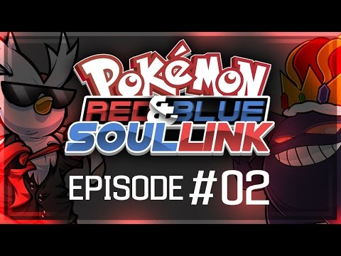"Pokémon Red & Blue Soul Link Randomized Nuzlocke w/ ShadyPenguinn!! - Ep 2 ""THE POKEMON INDEX!"""