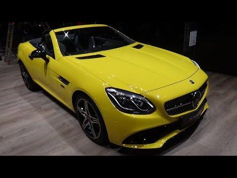 2020 Mercedes-Benz SLC 300 Final Edition - Exterior and Interior - Geneva Motor Show 2019