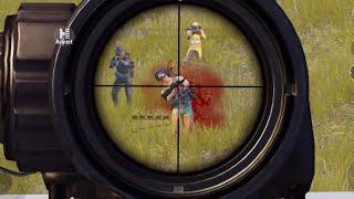 M24 vs RUSHERS!!! | PUBG MOBILE