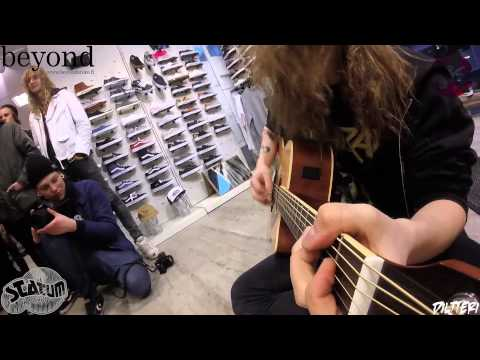 Lost Society - Terror Hungry (Acoustic) @ Beyond JKL 29.4.2015