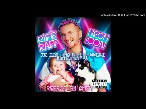 RiFF RAFF - Tip Toe Wing In My Jawwdinz (Instrumental)