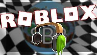 Nickelodeon-Slimed-Headphones| Super Blocky Ball| ROBLOX Event!