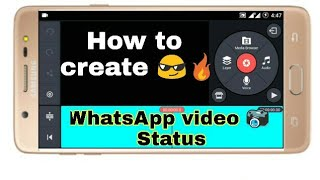 How to create WhatsApp Video Status 😎🔥 | WhatsApp status | try Once...