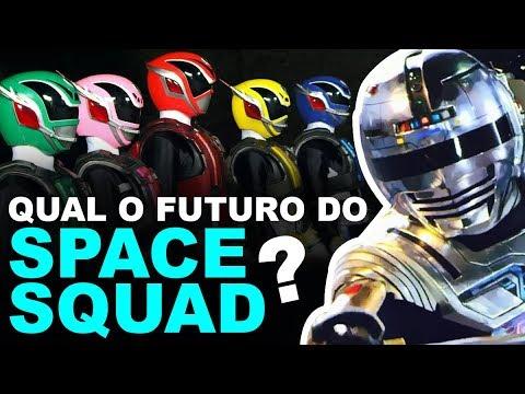 Quem estará no próximo SPACE SQUAD? - TokuDoc