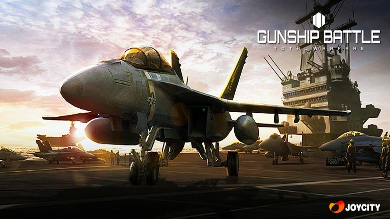 Gunship Battle Total Warfare v 3.2.4 Apk Mod Hileli Full İndir 1