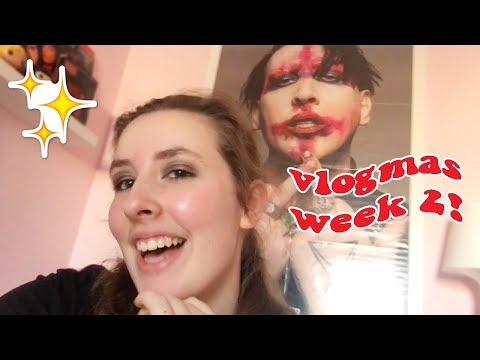 Down With The Trends - VLOGMAS 2017 (WEEK 2)