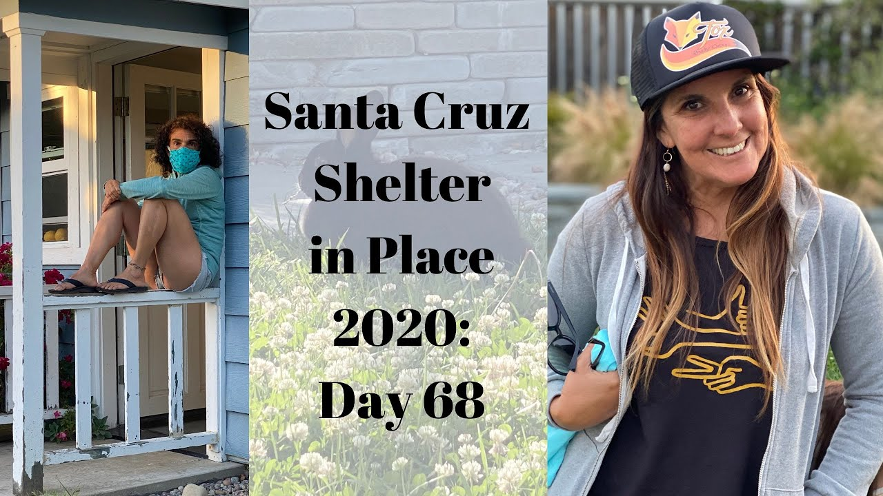 Santa Cruz Shelter in Place 2020: Day 68