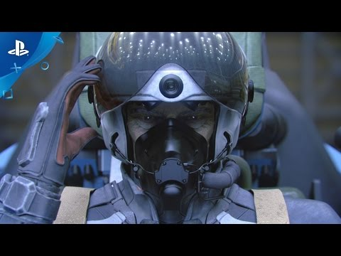 Ace Combat 7: Skies Unknown - PlayStation Experience 2016 Trailer | PS4, PS VR