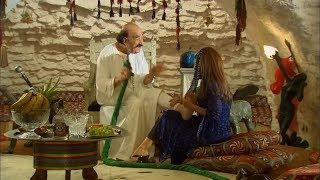"""مزاج الخير - كوميديا النجم الكبير """" حسن حسني """" و"""" منة فضالي """" ... يا بت بغير😂😂"""