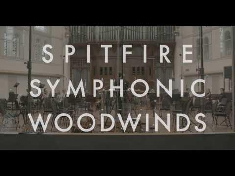 Spitfire Presents: Spitfire Symphonic Woodwinds