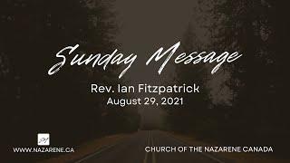 Does Faith Shape Your Life, or Does Life Shape Your Faith - August 29, 2021
