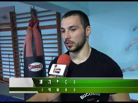 Download Sport   Un sucevean, campion la kickbox