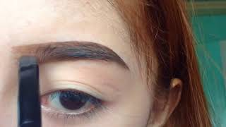 How I Do My Eyebrows Ft. LA Girls Gel Liner Thumbnail