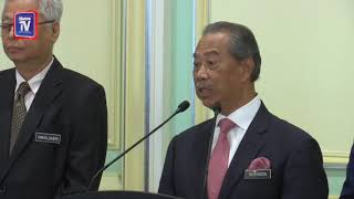 Muhyiddin hopes Tun M and PH leaders will endorse new govt