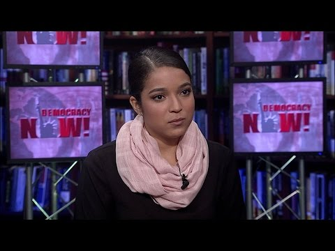 "Rutgers Student Activist & ""DREAMer"" Speaks Out While Facing Possible Deportation"
