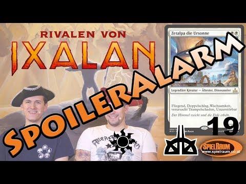 SpoilerAlarm - Rivalen von Ixalan - Fähigkeiten & Weiß - SpielRaum Wien [DE]