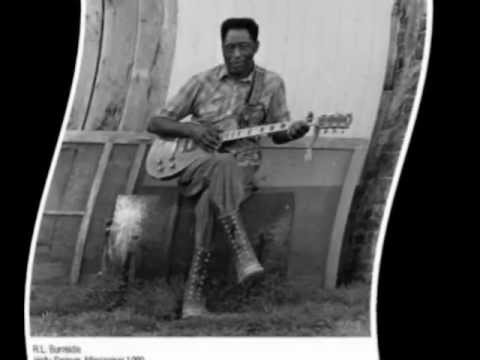 Rl burnside someday baby lyrics