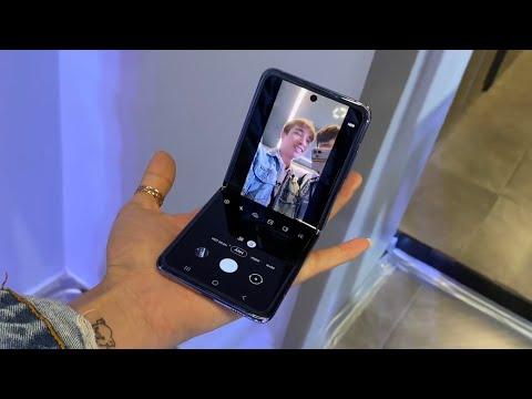 Trên tay đánh giá nhanh Samsung Galaxy Z Flip - không chỉ là điện thoại!!!