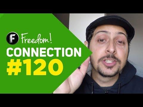 Divulgando Canais #120- Os Parceiros   Freedom! Connection