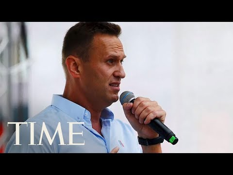 Alexei Navalny, Face Of Russia's Opposition, Hospitalized With Suspected Poisoning   TIME