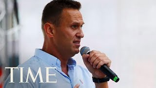 Russian opposition leader alexei navalny remained hospitalized for a second day on monday after his physician said he may have been poisoned.subscribe to tim...