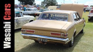 One Family, Three Generations: The 1968 HK Holden Premier of Canaga