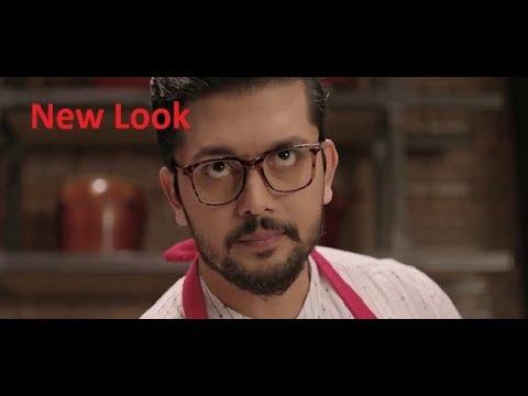 Arefin Shuvo new look in Aha re bangla movie 2019 Rituparna Sengupta    Arifin Shuvoo