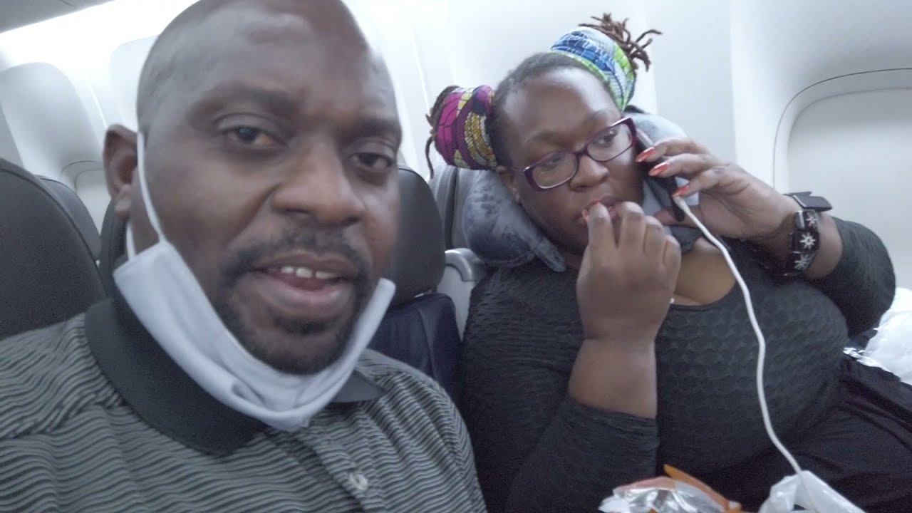 Traveling from US to Ghana with American wife