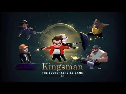 Kingsman - The Secret Service Game Trailer
