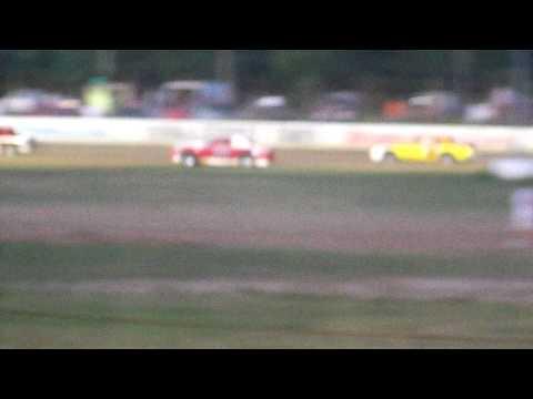 Racing at Thunderbird Speedway!