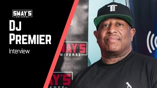 DJ Premier Breaks Down Battle With Rza and Their Long History | SWAY'S UNIVERSE