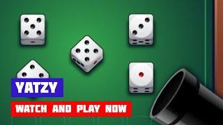 Yatzy · Game · Gameplay screenshot 2