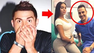 ... hello! well? it's been a long time since the gorgeous georgina rodriguez has b...