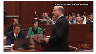 Prosecution closing arguments George Zimmerman Trial Part 1